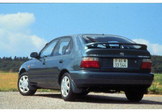 Toyota Corolla III hatchback tylny lewy