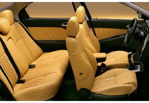 ALFA ROMEO 156 sedan wnętrze