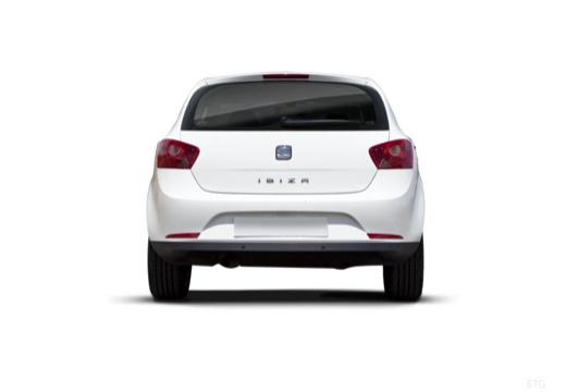 SEAT Ibiza V hatchback tylny