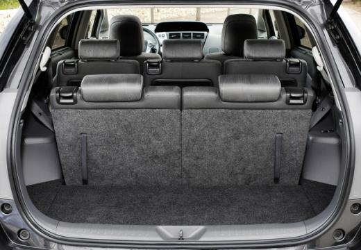 Toyota Prius kombi przestrzeń załadunkowa