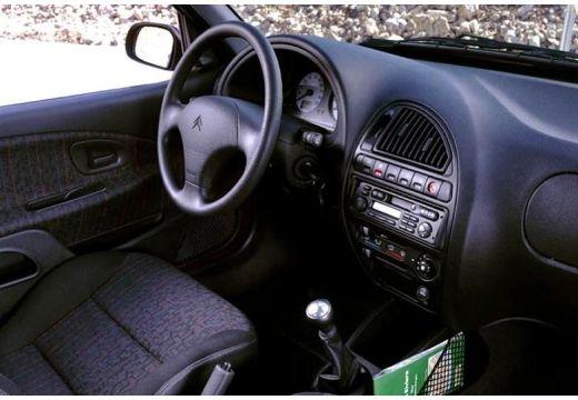 CITROEN Saxo hatchback tablica rozdzielcza