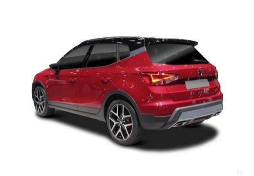 SEAT Arona hatchback tylny lewy