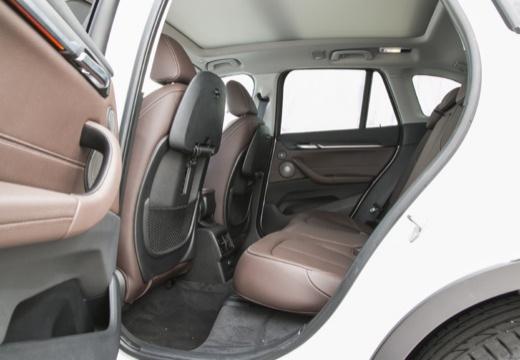 BMW X1, универсал, белый интерьер