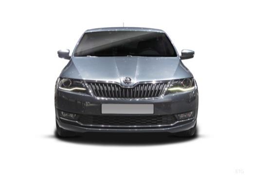 SKODA Rapid Liftback hatchback przedni