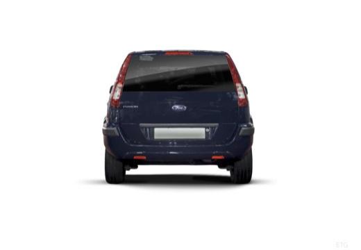 FORD Fusion hatchback tylny