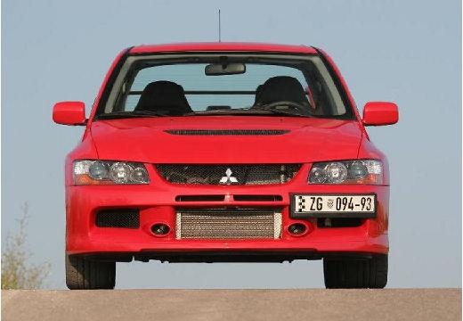 MITSUBISHI Lancer Evo IX Sedan V 2.0 280KM (benzyna)