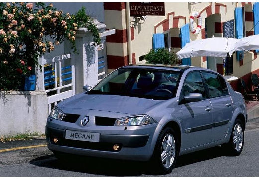 RENAULT Megane II 1.9 dCi Confort Authentique Sedan I 90KM (diesel)