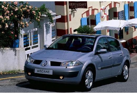 RENAULT Megane II 1.5 dCi Confort Dynamique Sedan I 100KM (diesel)