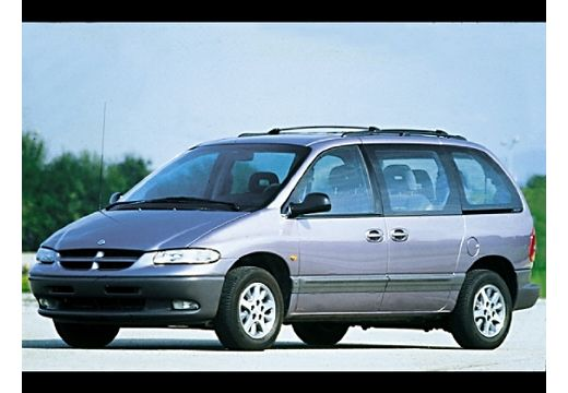 CHRYSLER Voyager LX 3.8L AWD Van II 166KM (benzyna)