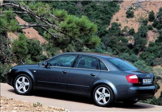 AUDI A4 8E I sedan szary ciemny tylny lewy