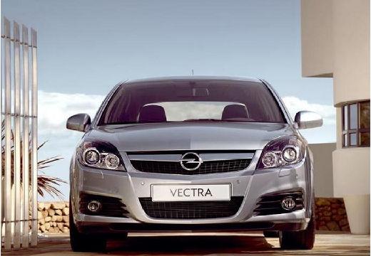 OPEL Vectra C II hatchback silver grey przedni