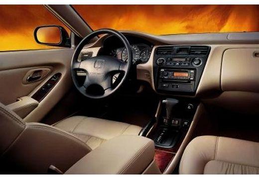 HONDA Accord III coupe tablica rozdzielcza