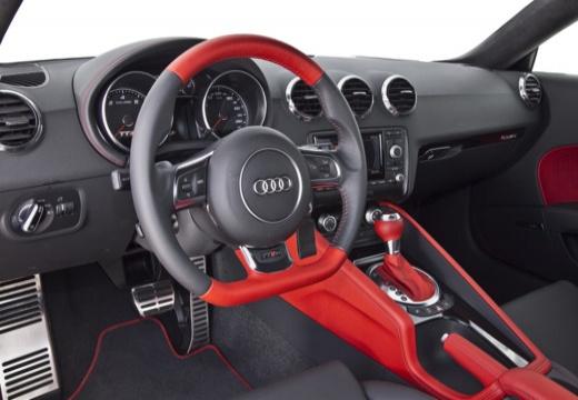 AUDI TT II coupe tablica rozdzielcza