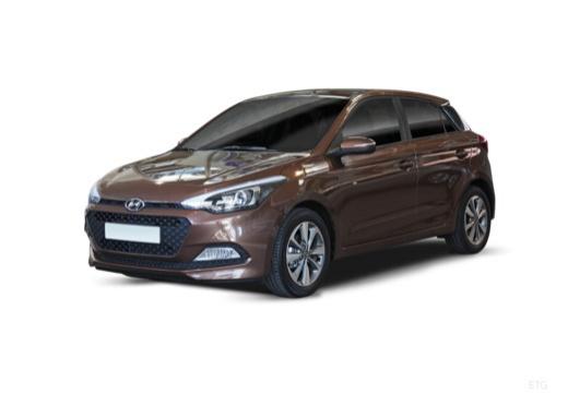 HYUNDAI i20 1.1 CRDi Classic + Hatchback III 1.2 75KM (diesel)