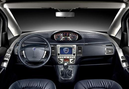 LANCIA Musa II hatchback szary ciemny tablica rozdzielcza