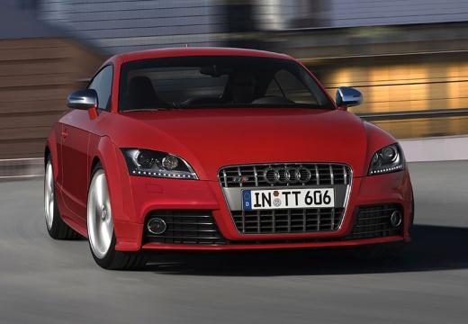 AUDI TT I coupe czerwony jasny