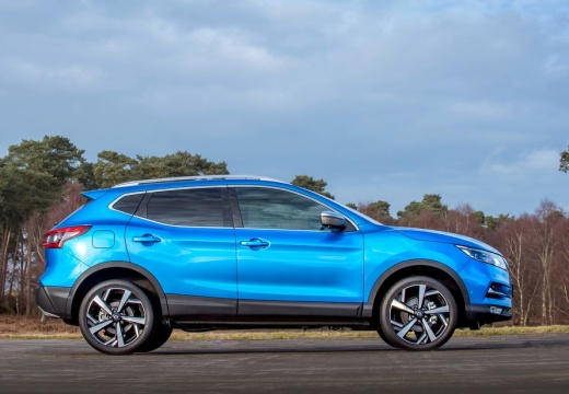 nissan qashqai 1 2 dig t n connecta hatchback iv 115km 2017. Black Bedroom Furniture Sets. Home Design Ideas