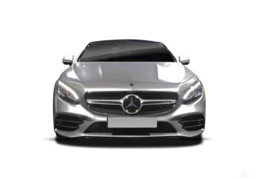 MERCEDES-BENZ S Klasa Coupe coupe przedni