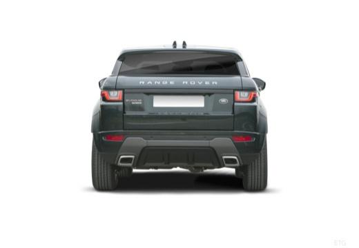 LAND ROVER Range Rover Evoque II kombi czarny tylny