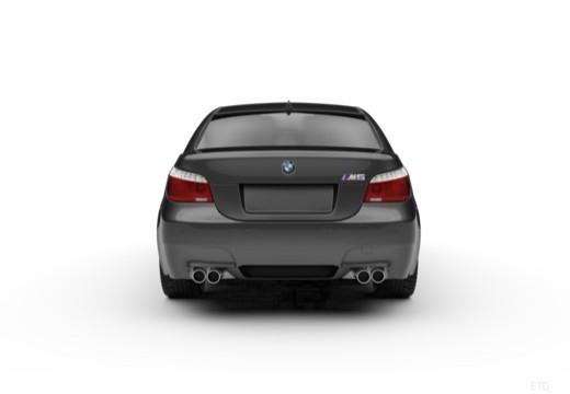 BMW Seria 5 E60 II sedan tylny