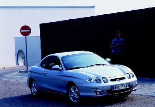 HYUNDAI Coupe 2.0 FX II 139KM (benzyna)