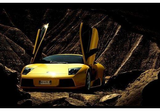 LAMBORGHINI Murcielago E-Gear Coupe I 6.2 580KM (benzyna)