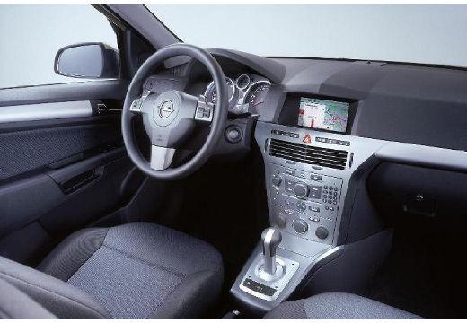 OPEL Astra Hatchback III  II