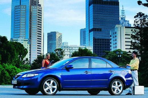 MAZDA 6 2.3 i aut Sedan 160KM (benzyna)