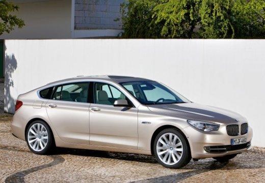 BMW Seria 5 Gran Turismo F07 I hatchback beige przedni prawy