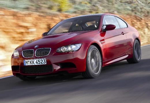 BMW Seria 3 E92 I coupe czerwony jasny przedni lewy