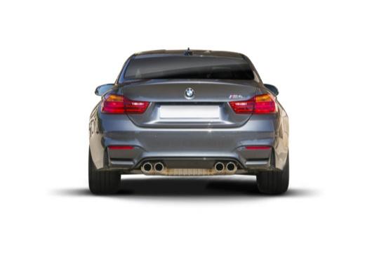 BMW Seria 4 F32 coupe tylny
