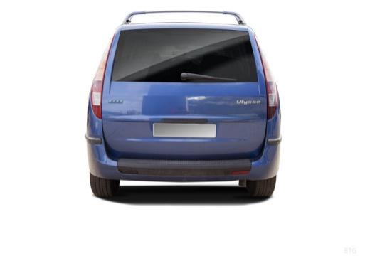 FIAT Ulysse III van niebieski jasny tylny