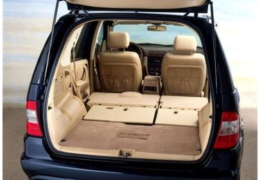mercedes benz ml 400 cdi kombi 163 4 0 250km 2001. Black Bedroom Furniture Sets. Home Design Ideas