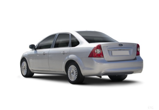 FORD Focus IV sedan silver grey tylny lewy