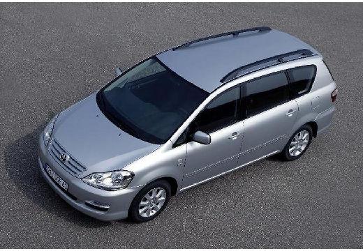 Toyota Avensis Van