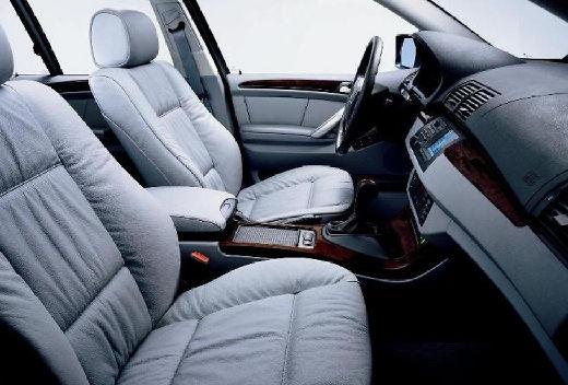 BMW X5 X 5 E53 I kombi wnętrze