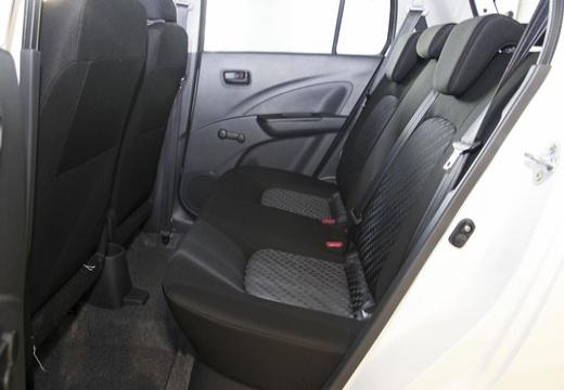 SUZUKI Celerio hatchback wnętrze