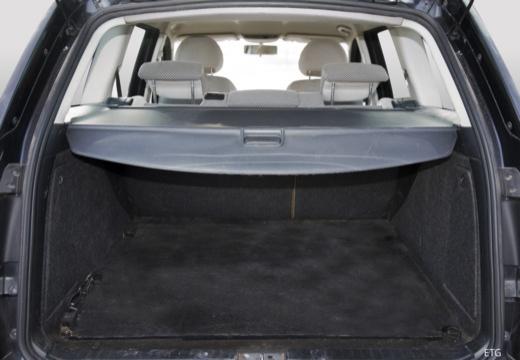 FIAT Stilo Multiwagon II kombi przestrzeń załadunkowa