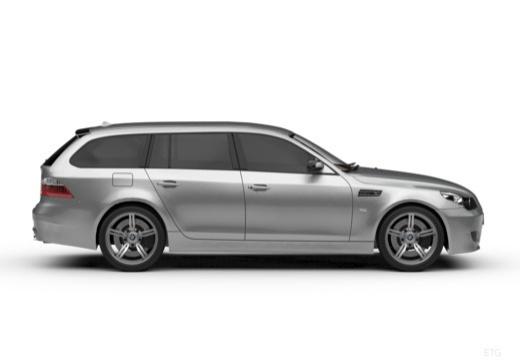 BMW Seria 5 Touring E61 I kombi boczny prawy