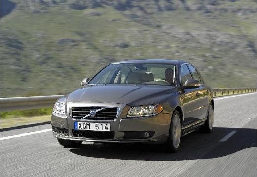 VOLVO S80 sedan brązowy przedni lewy