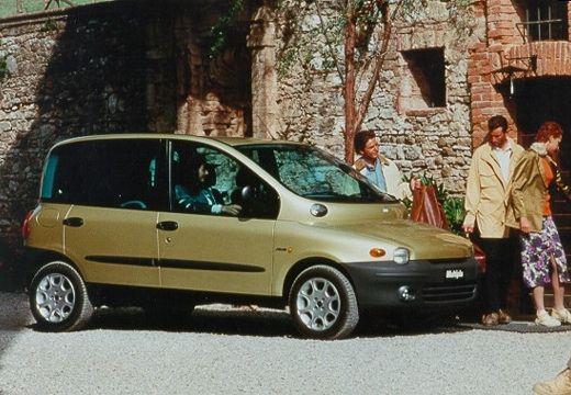 FIAT Multipla I kombi złoty przedni prawy