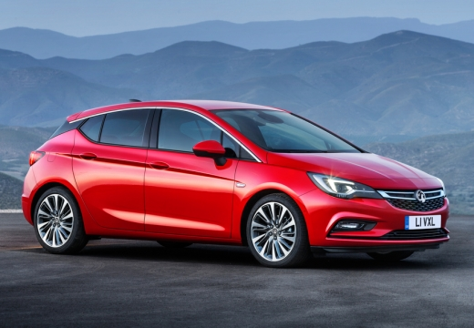 opel astra v 1 6 cdti dynamic hatchback 110km 2015. Black Bedroom Furniture Sets. Home Design Ideas
