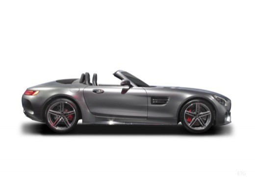 MERCEDES-BENZ Mercedes AMG GT AMG GT roadster boczny prawy