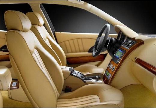 MASERATI Quattroporte II sedan wnętrze