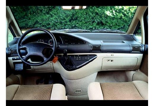 FIAT Ulysse 2.0 JTD EL Van II 109KM (diesel)