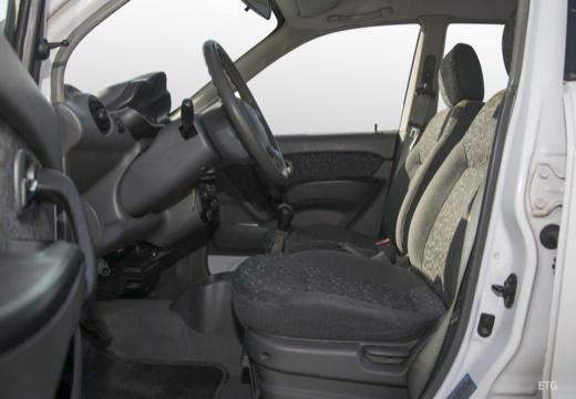 HYUNDAI Atos hatchback wnętrze