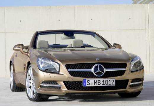 MERCEDES-BENZ SL 400 Roadster 231 I 3.0 333KM (benzyna)