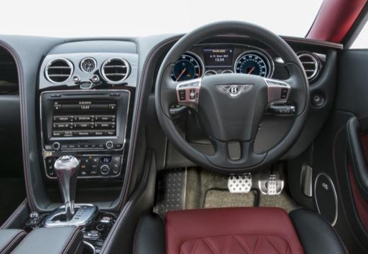 BENTLEY Continental GTC II kabriolet tablica rozdzielcza