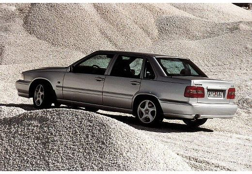 VOLVO S70 sedan tylny lewy