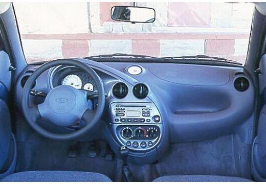 FORD Ka hatchback tablica rozdzielcza